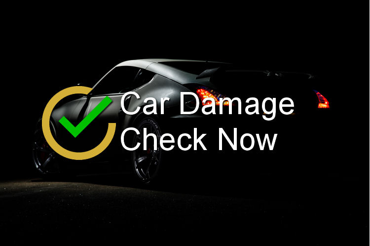 Check vehicle damage history with Total Car Check