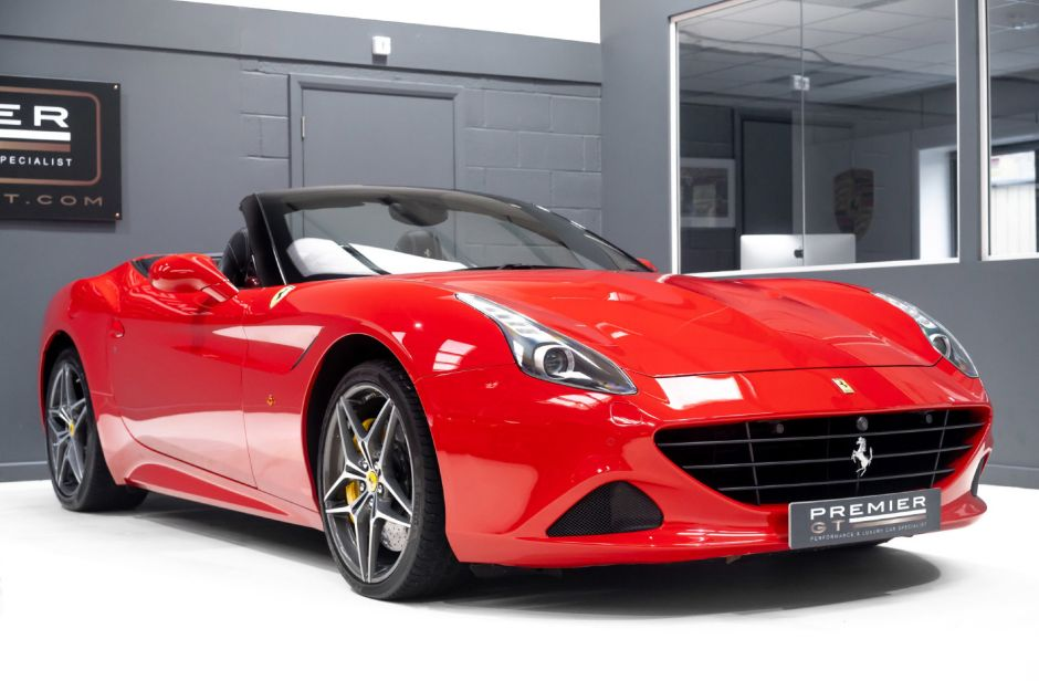 121995 2015 Ferrari California T For Sale On Prestige Motor Warehouse