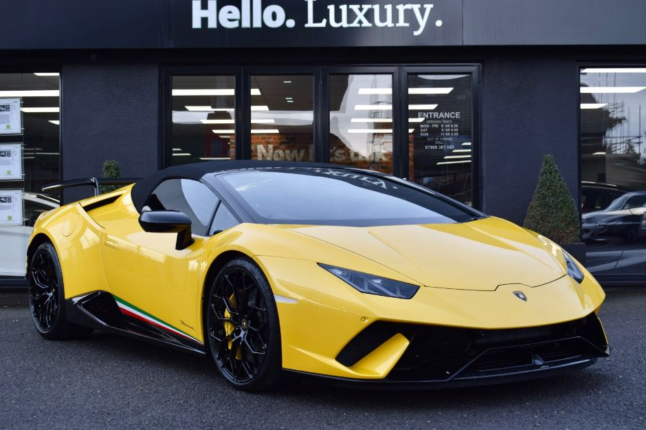 249850 2019 Lamborghini Huracan V10 Performante For Sale On Prestige