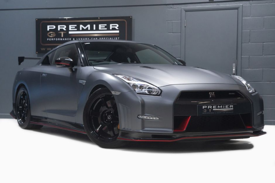 NISSAN GT-R NISMO V6 TWIN-TURBO