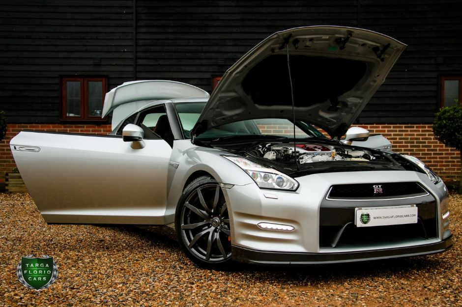 NISSAN GT-R V6 S-A