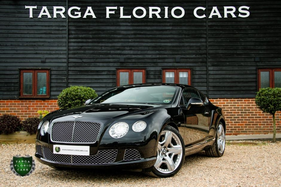 BENTLEY CONTINENTAL GT MDS AUTO