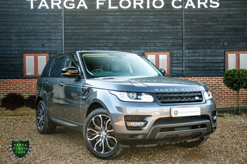 LAND ROVER R ROVER SPORT HSE DYNAM S