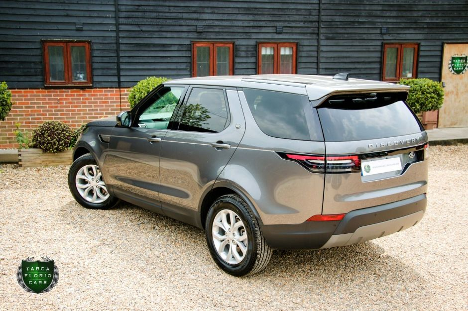 LAND ROVER DISCOVERY TD6 SE