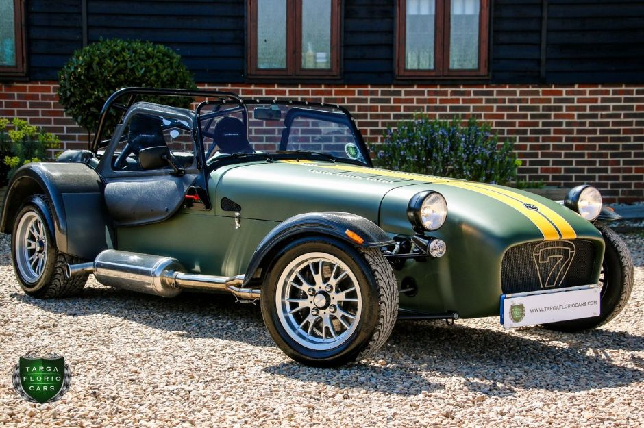 CATERHAM CARS SUPER SEVENS 2000 SUPERSPORT