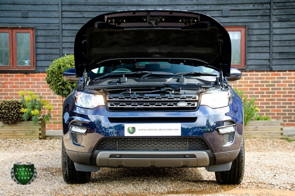 LAND ROVER DISCOVERY SPORT SE TECH S