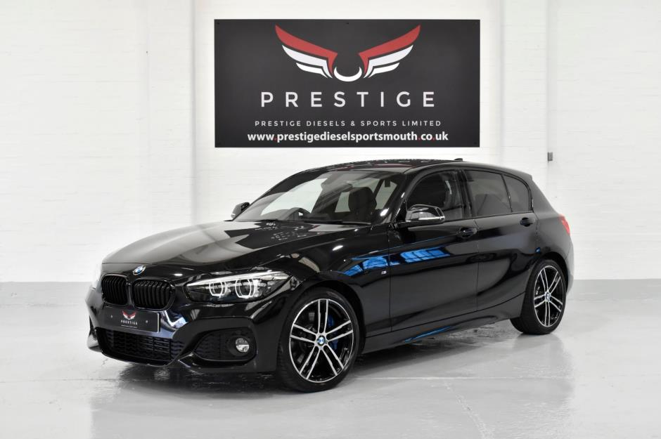BMW 116D M SPORT SHADOW EDITION