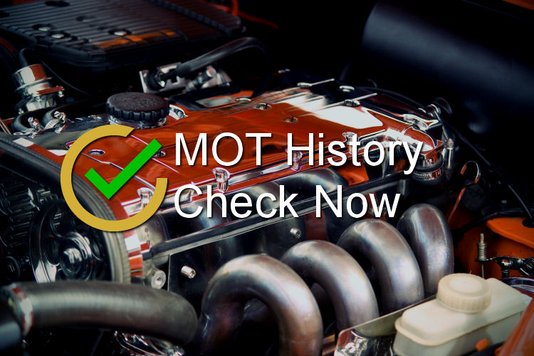 Check MOT history with Total Car Check