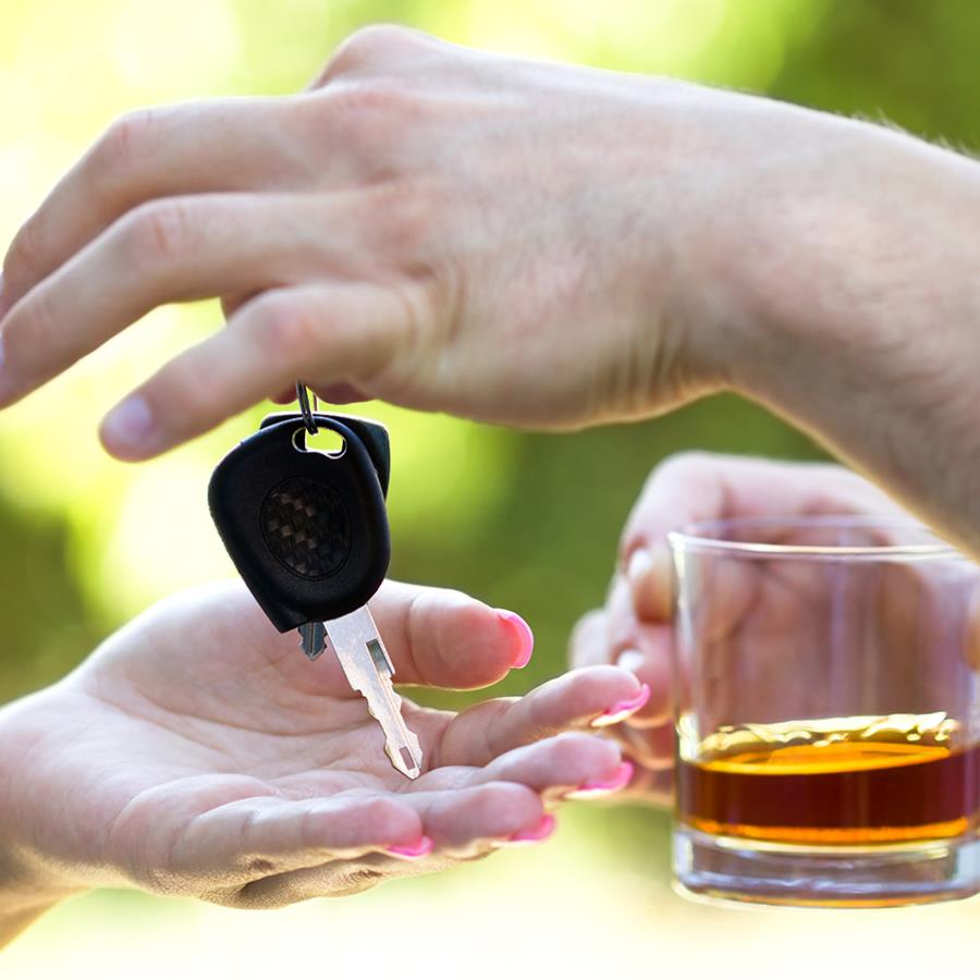 Drink-driving at an 8-year high