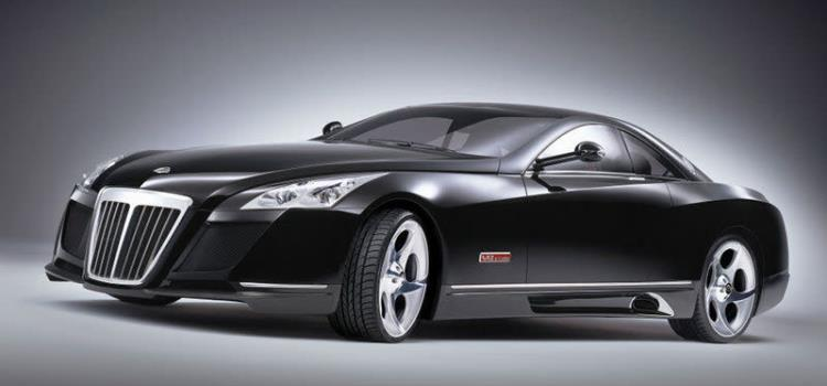 Maybach Exelero - one of a kind