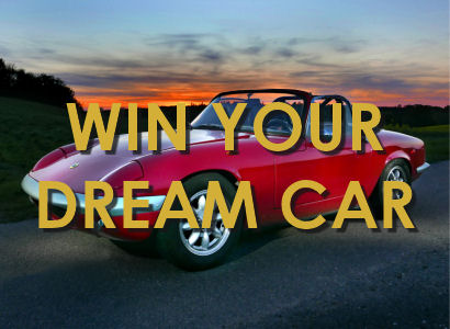 Win Your Dream Car!